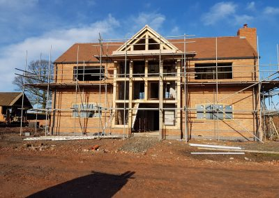 new build electrical installation bromsgrove