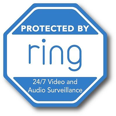 protected by ring logo